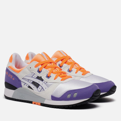 Кроссовки ASICS Gel-Lyte III OG 30th Anniversary White/Orange