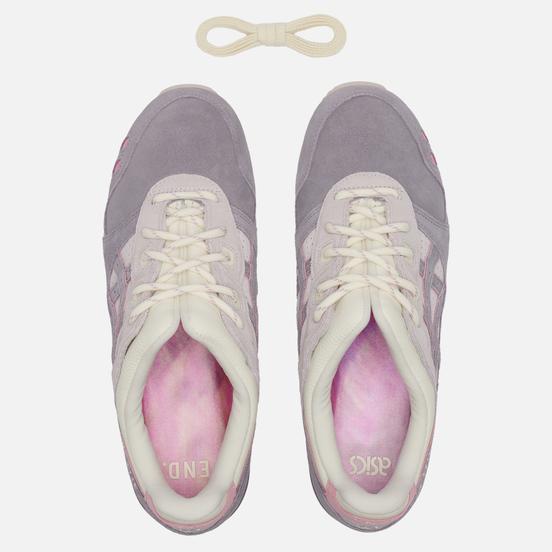 Кроссовки ASICS x END. Gel-Lyte III OG Pearl Lavender Grey/Ivory
