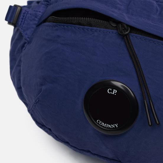 Сумка на пояс C.P. Company Nylon B Lens Pack Blueprint