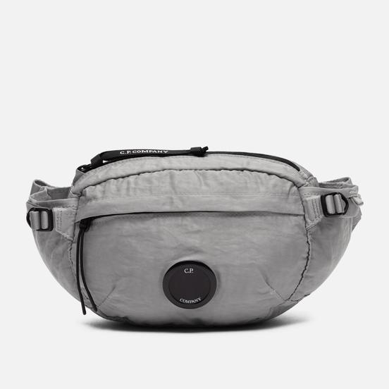 Сумка на пояс C.P. Company Nylon B Lens Pack Moon Mist