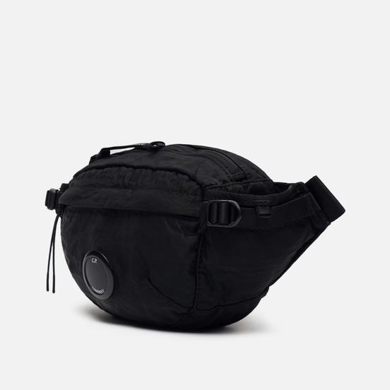 Сумка на пояс C.P. Company Nylon B Lens Pack Black