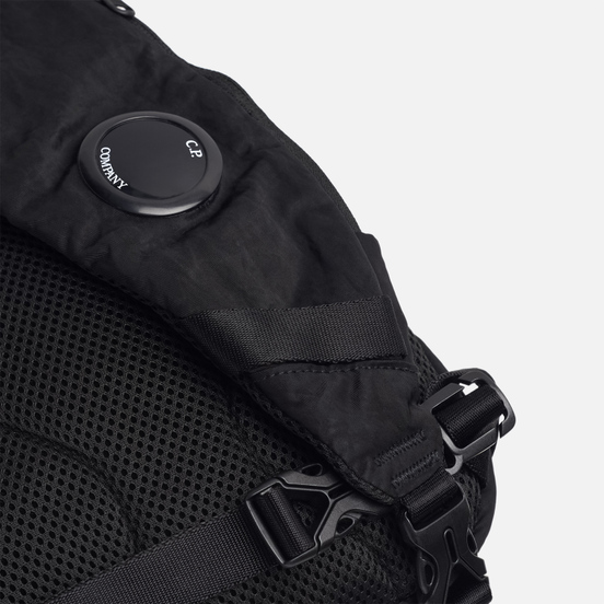 Рюкзак C.P. Company Nylon B Crossbody Lens Black