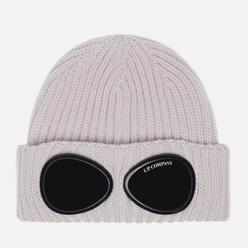Шапка C.P. Company Extra Fine Merino Wool Goggle Sandshell