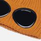 Шапка C.P. Company Extra Fine Merino Wool Goggle Desert Sun фото - 1
