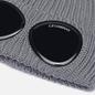 Шапка C.P. Company Extra Fine Merino Wool Goggle Moon Mist фото - 1