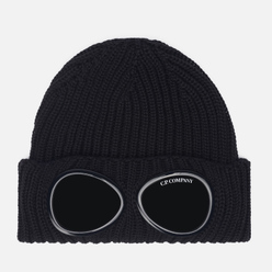Шапка C.P. Company Extra Fine Merino Wool Goggle Black