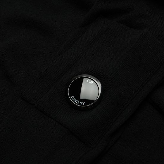 Мужской свитер C.P. Company Merino Wool Roll Neck Knit Black