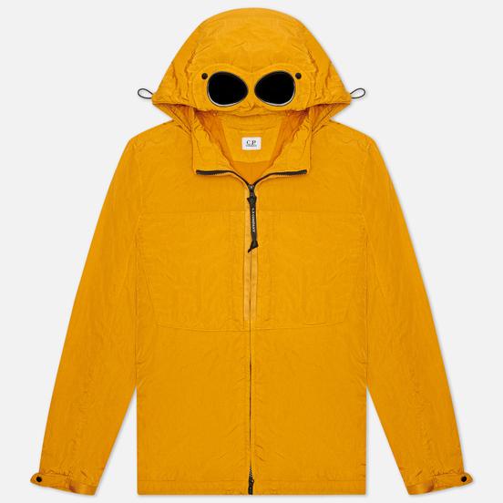 Мужская куртка C.P. Company Chrome-R Detachable Goggle Overshirt Desert Sun