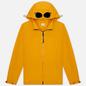 Мужская куртка C.P. Company Chrome-R Detachable Goggle Overshirt Desert Sun фото - 0