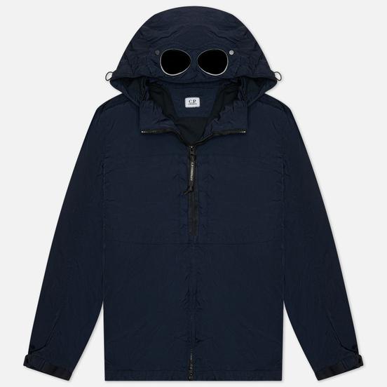 Мужская куртка C.P. Company Chrome-R Detachable Goggle Overshirt Total Eclipse