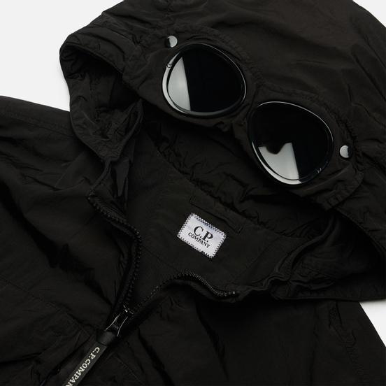 Мужская куртка C.P. Company Chrome-R Detachable Goggle Overshirt Black