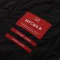 Мужская куртка парка C.P. Company Nycra-R Down Black фото - 2