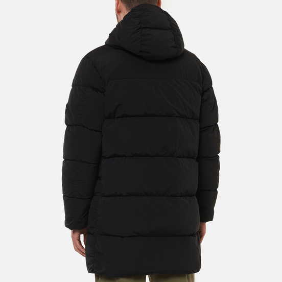 Мужская куртка парка C.P. Company Nycra-R Down Black