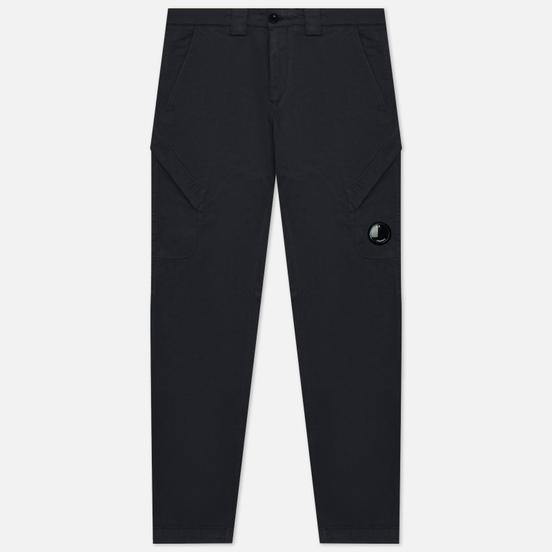 Мужские брюки C.P. Company Stretch Sateen Utility Total Eclipse