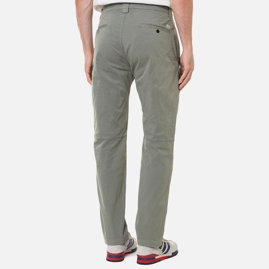 Мужские брюки C.P. Company Stretch Sateen Utility Moon Mist