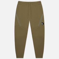 Мужские брюки C.P. Company Diagonal Raised Fleece Utility Stone Grey
