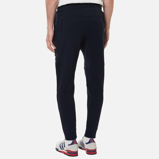 Мужские брюки C.P. Company Diagonal Raised Fleece Utility Total Eclipse