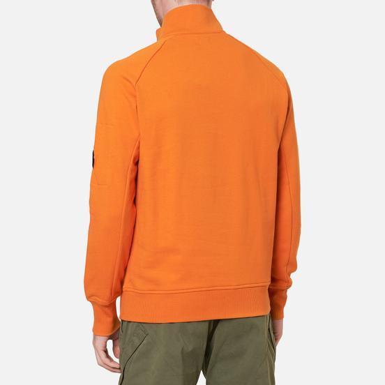 Мужская толстовка C.P. Company Diagonal Raised Fleece Utility Desert Sun