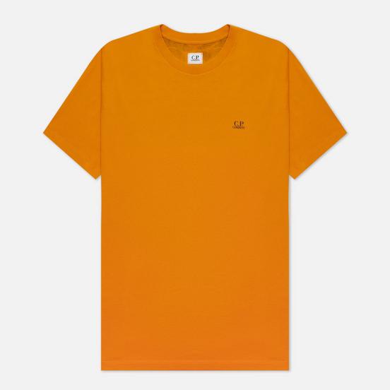 Мужская футболка C.P. Company Jersey Goggle Print Desert Sun