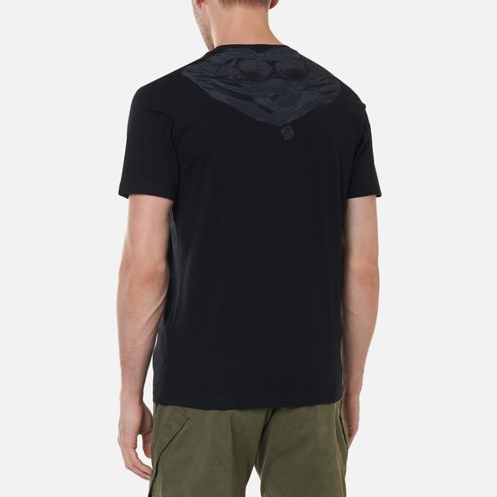 Мужская футболка C.P. Company Jersey Goggle Print Black