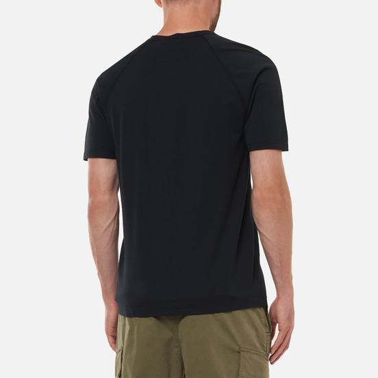 Мужская футболка C.P. Company Mercerized Jersey Black
