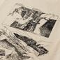 Мужская футболка C.P. Company Jersey Craftworks Back Print Sandshell фото - 2