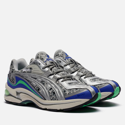 Мужские кроссовки ASICS x Awake Gel-Preleus Grey/Silver