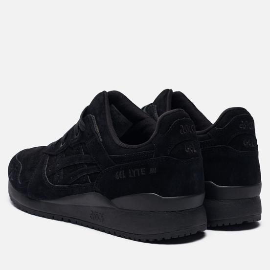 Кроссовки ASICS Gel-Lyte III OG Black/Black/Black