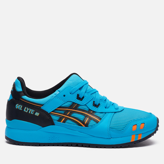 Кроссовки ASICS Gel-Lyte III OG Aquarium/Shocking Orange