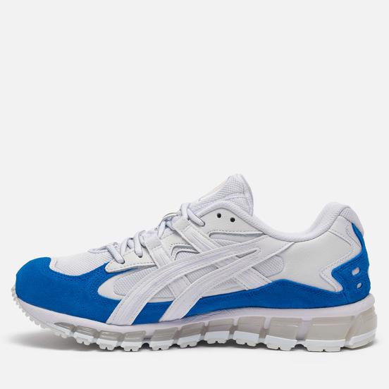 Мужские кроссовки ASICS Gel-Kayano 5 360 White/Electric Blue