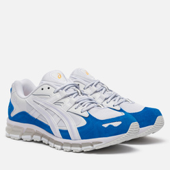 Мужские кроссовки ASICS Gel-Kayano 5 360 White/Electric Blue