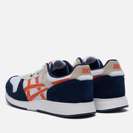 Мужские кроссовки ASICS Lyte Classic White/Marigold Orange