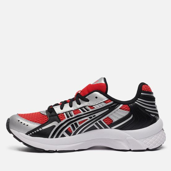 Мужские кроссовки ASICS Gel-Kyrios Electric Red/Pure Silver