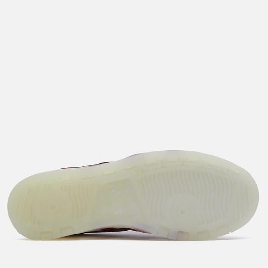 Мужские кроссовки ASICS Japan S White/Beet Juice
