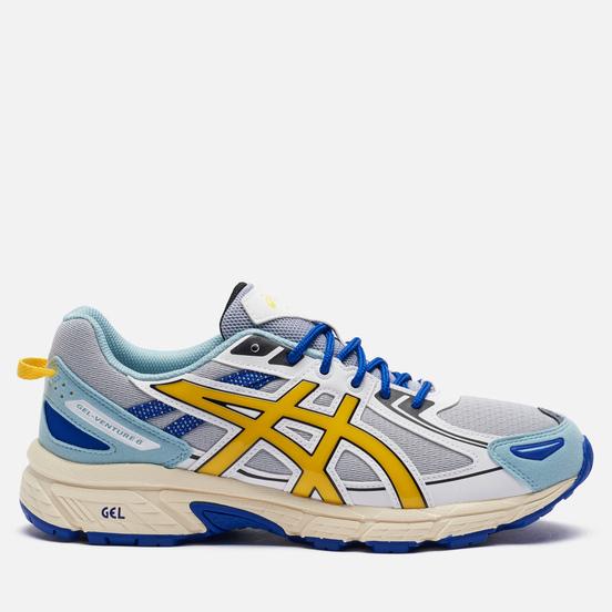 Кроссовки ASICS Gel-Venture 6 Piedmont Grey/Vibrant Yellow