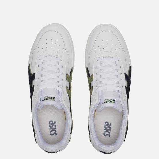 Мужские кроссовки ASICS Japan S White/Black/Olive