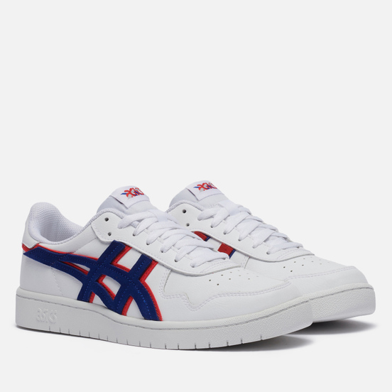 Мужские кроссовки ASICS Japan S White/Monaco Blue