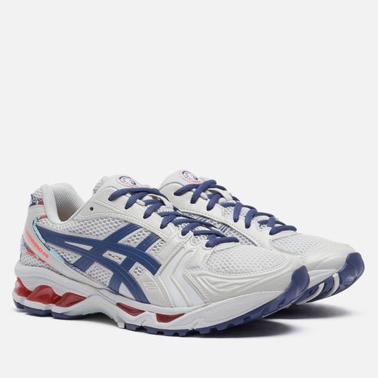 Мужские кроссовки ASICS Gel-Kayano 14 Glacier Grey/Thunder Blue