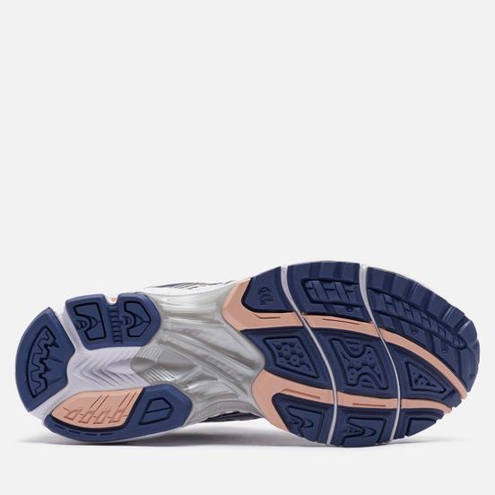 Женские кроссовки ASICS Gel-Kayano 14 White/Thunder Blue