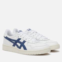 Женские кроссовки ASICS Japan S White/Thunder Blue