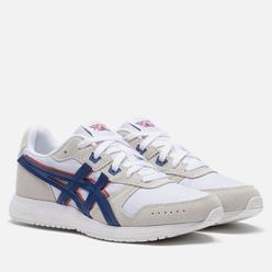 Женские кроссовки ASICS Lyte Classic White/Thunder Blue