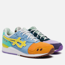 Кроссовки ASICS x atmos x Sean Wotherspoon Gel-Lyte III Multicolor