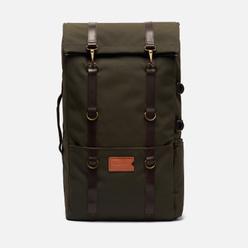 Рюкзак Property Of... Karl 48h Travel Dark Forest/Dark Brown