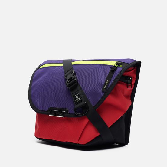 Сумка Master-piece Flappy Shoulder M Purple