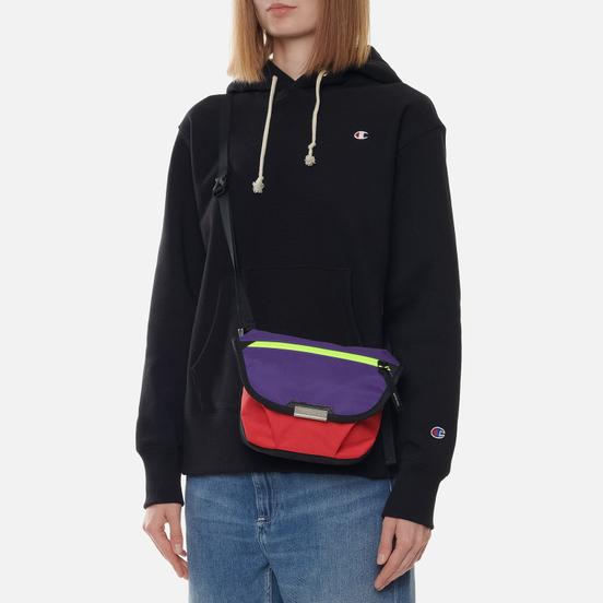 Сумка Master-piece Flappy Shoulder S Purple