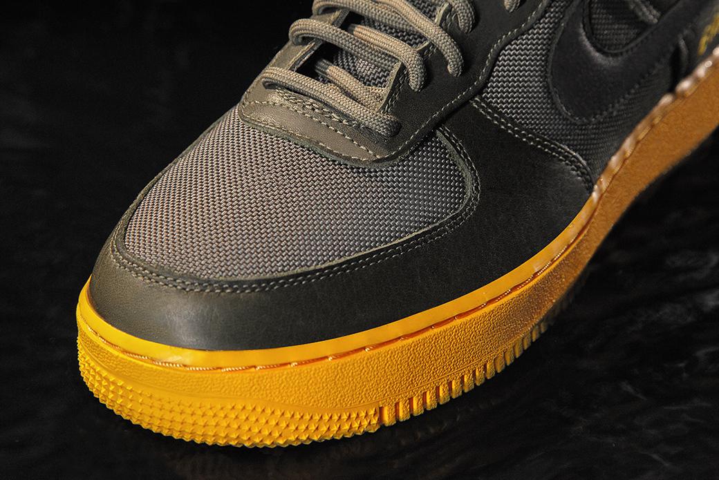 Nike Air Force 1 GORE-TEX: в любую погоду