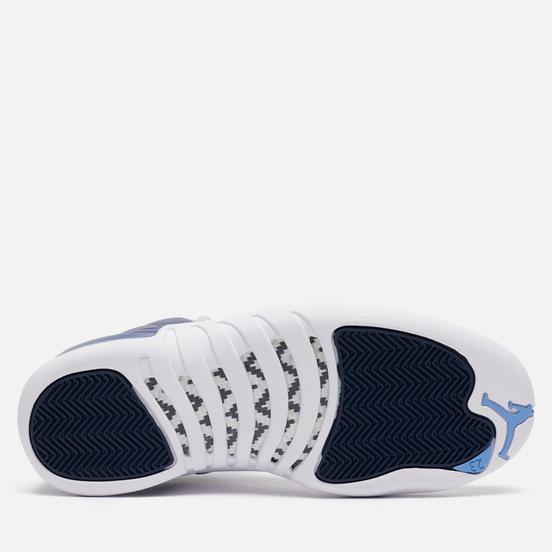 Мужские кроссовки Jordan Air Jordan 12 Retro Indigo Stone Blue/Legend Blue/Obsidian