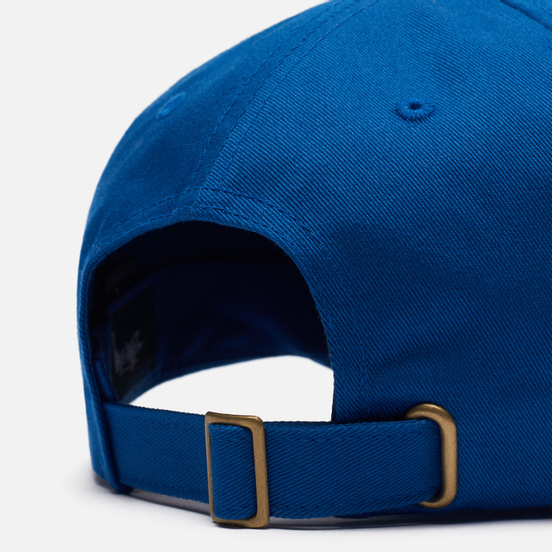 Кепка Stussy Stock Low Pro Logo Blue