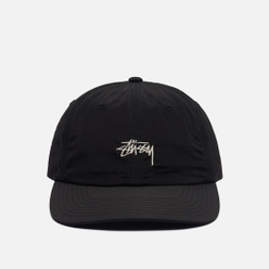Кепка Stussy Stock Metallic Low Pro Black