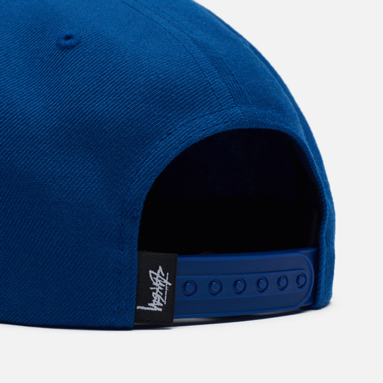 Кепка Stussy Burly Arch Blue